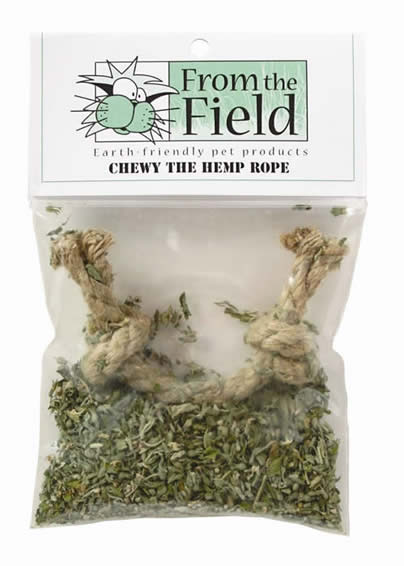 Chewy The Hemp Rope by From the Field