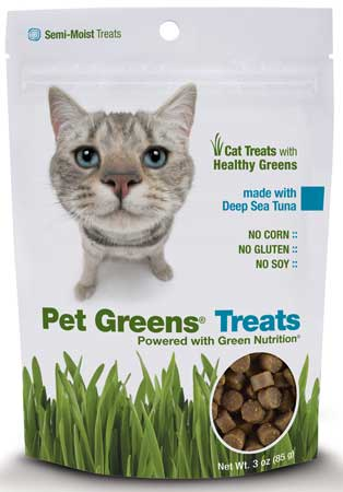 Pet Greens� Deep Sea Tuna Semi-Moist Cat Treats