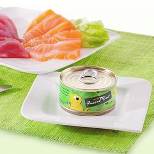 Premium Tuna with Salmon Canned