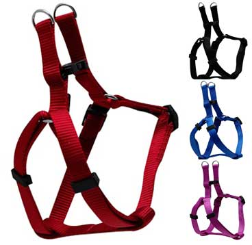 Dogit Adjustable Step-in Dog/Cat Harness Small