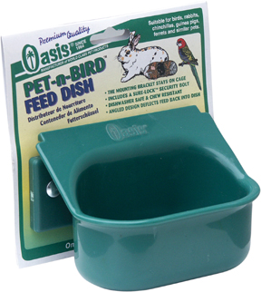 Pet-N-Bird Feed Cup by Kordon