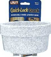Lixit Quick Lock Crocks