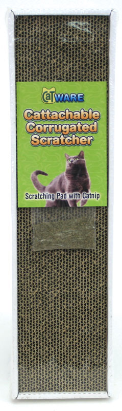 CatWare Cardboard Scratcher by Ware Mfg.