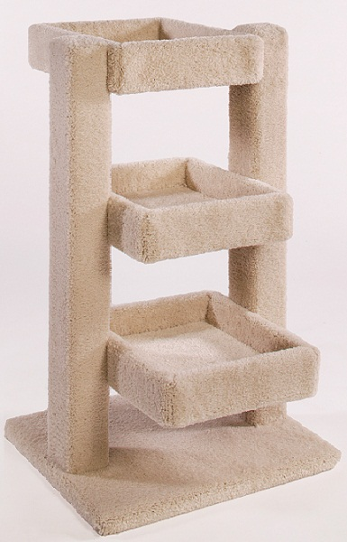Kitty Perch and Steps by Ware Mfg. **Free Shipping**