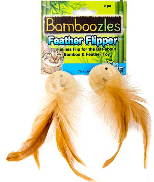 Bamboozles Feather Flip