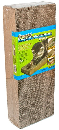 CatWare Reversible Replacement Scratchers 2 pack Regular