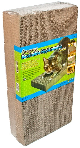 CatWare Reversible Replacement Scratchers 2 pack Double