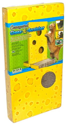 CatWare Cheez-E-Scratcher by Ware Mfg
