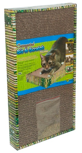 CatWare Sit-N-Scratch Double by Ware Mfg.